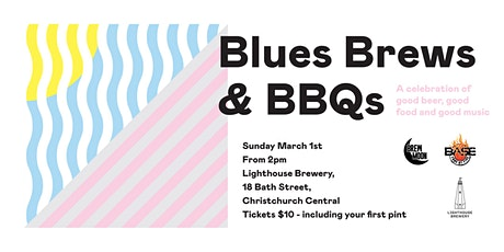 Blues, Brews & BBQ's tickets