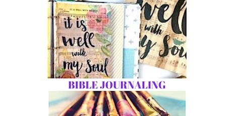 Bible Journaling tickets