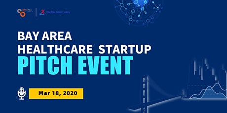 Bay Area Healthcare Startup Pitch Event tickets
