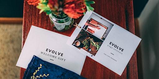 EVOLVE Yoga Retreats I The Weekender