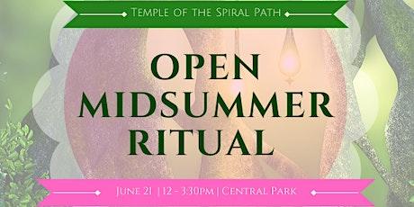 TSP's 2020 Midsummer Ritual tickets