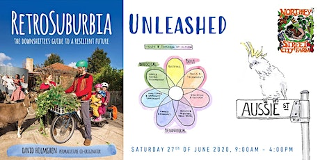 Retrosuburbia Unleashed tickets