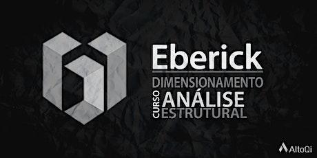 Curso Eberick: Análise e Dimensionamento Estrutural ingressos