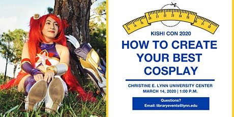 How to Make Your Best Cosplay tickets