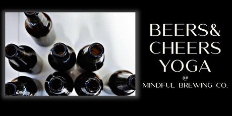 Beers & Cheers Yoga tickets