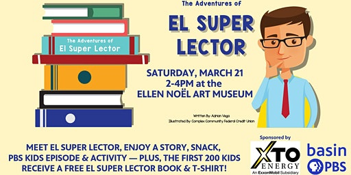Basin PBS El Super Lector Super Readers
