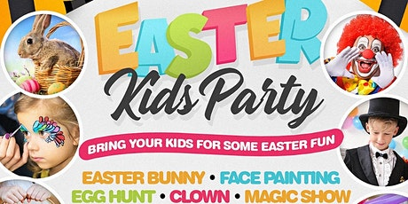 The Best Easter Kids Party in Astoria tickets