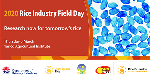 2020 Rice Industry Field Day