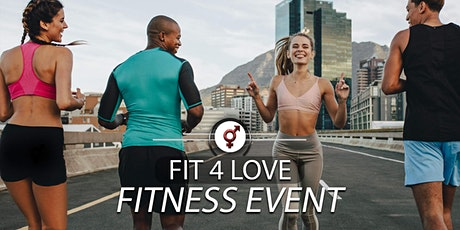 Fit 4 Love - Fitness Event | Age 30-49 | February tickets