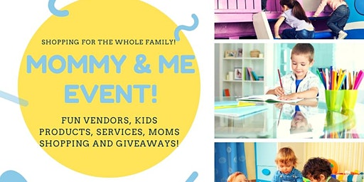 Vendor Space Available - Mommy & Me Event!