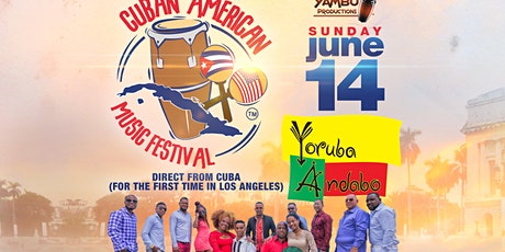 Cuban American Music Festival 2020 tickets