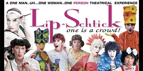 MCC Hartford Presents: Lip Schtick – One Boy's Journey to Fabulous and Back tickets