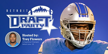 2020 NFL Alumni Detroit 9th Annual Draft Party  tickets