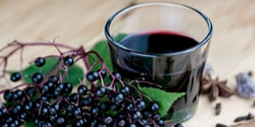 Elderberry Syrup Class