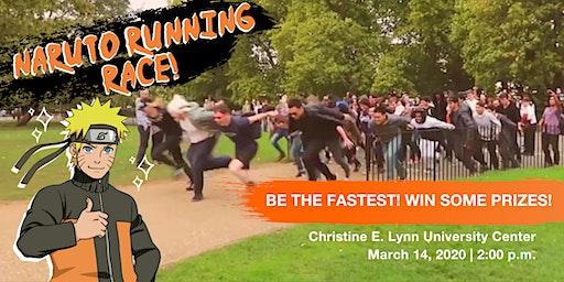 Naruto Running Race