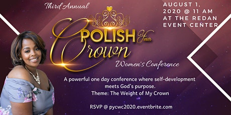 Polish Your Crown Women's Conference tickets