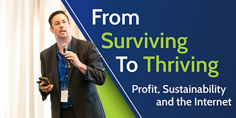From surviving to thriving: How regional business can adapt & thrive -Wagga tickets