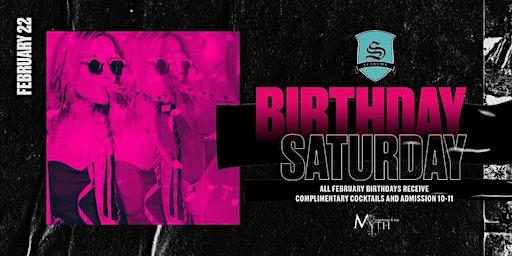 Myth Nightclub's Birthday Saturday *Jax Premier Sat Night*
