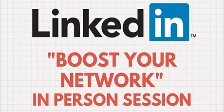 LinkedIn: Boost your network - hosted by the College Track YPB tickets