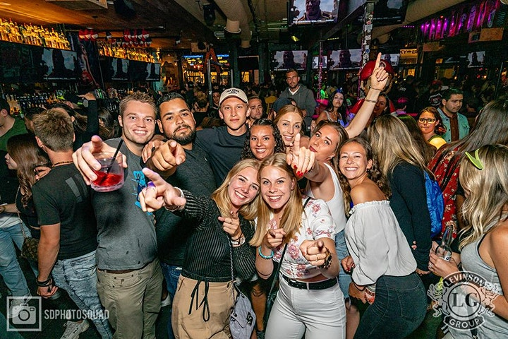 NoChella Massive Downtown Bar Crawl and Ball image