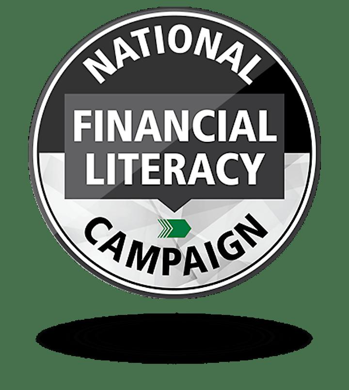 (Virtual) Etsio Flores Presents - FINANCIAL LITERACY WORKSHOPS (Queens) image