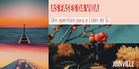 Palestra Fases da Vida - Líder de Si - Joinville ingressos