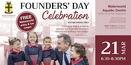 Founders' Day Celebration tickets