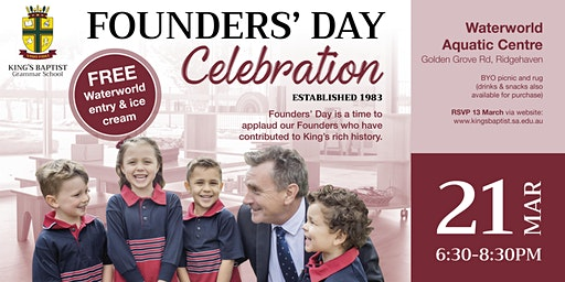 Founders' Day Celebration