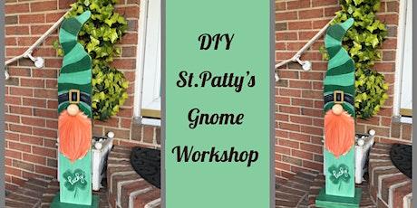 DIY St. Patty's Gnome Workshop tickets