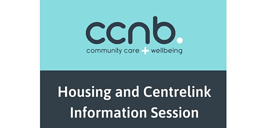 CCNB Information Session on Housing and Centrelink