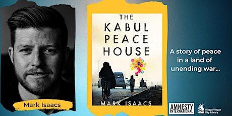 Book Launch: Mark Isaacs tickets