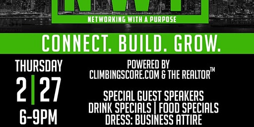Networking for a Purpose