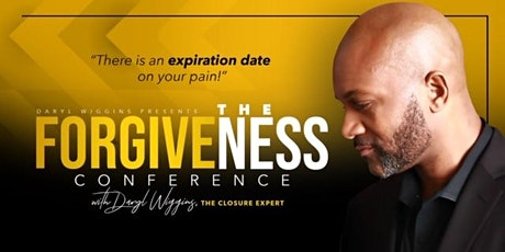 The Forgiveness Conference Tour - Washington, DC tickets