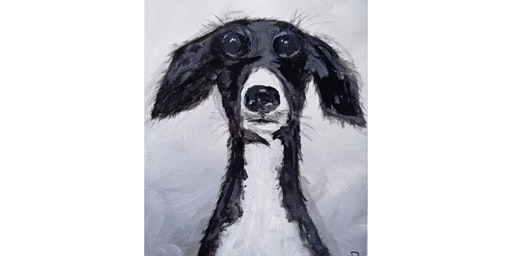 """4/13 - Corks and Canvas Event @ Waddell's Brewpub & Grille, SPOKANE """"Paint Your Pet"""""""