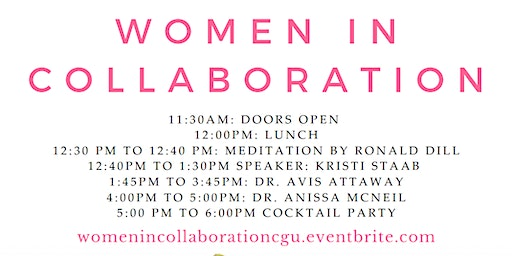 Women in Collaboration!