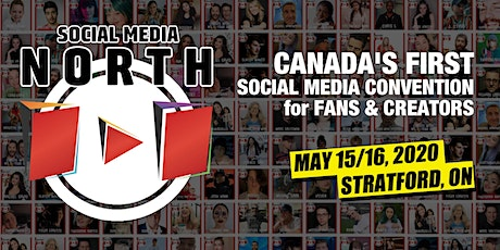 SOCIAL MEDIA NORTH 2020 tickets