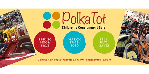 Polka Tot Spring PRESALE to benefit the NICU at Crouse Health