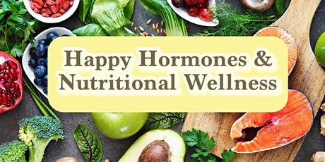 Young Living - Live Your Passion - Happy Hormones & Nutritional Wellness tickets