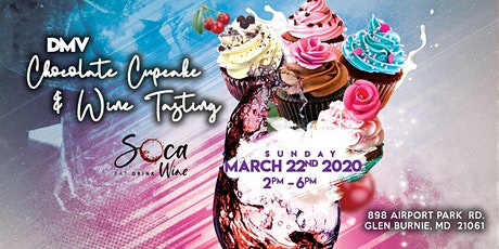 DMV Chocolate, Cupcake & Wine Tasting tickets