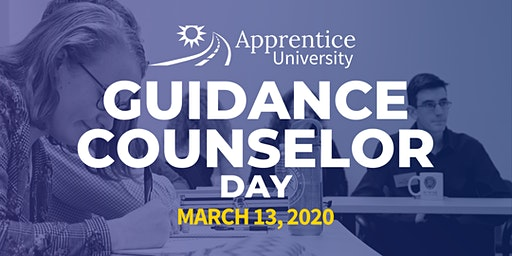 Apprentice University Guidance Counselor Day