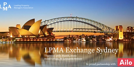 LPMA Exchange, Sydney tickets