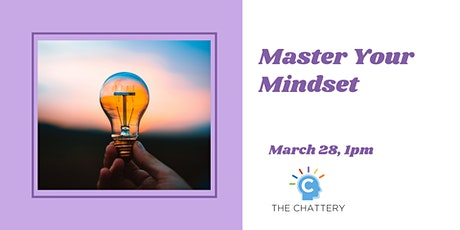 Master Your Mindset tickets