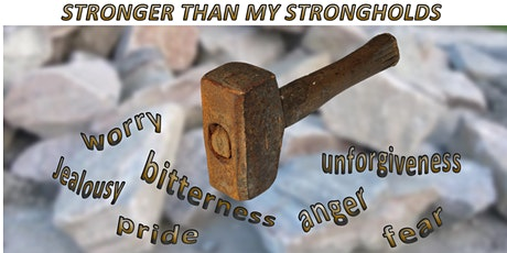 Stronger Than My Strongholds - Oct 17 tickets