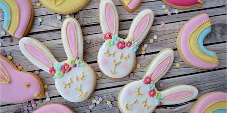 Children's Easter Biscuit Decorating Workshop - Session 1 tickets
