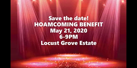 #HOAMcoming Benefit 2020 tickets