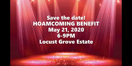 #HOAMcoming Benefit 2020