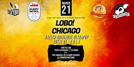 Lights Out, Barks Out! Chicago tickets