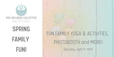 Spring Family Fun: Family Yoga and More! tickets
