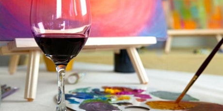 Paint & Sip Party to Benefit Almost Home Chicago - 21 and Over tickets