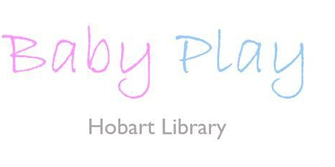 Baby Play at Hobart Library